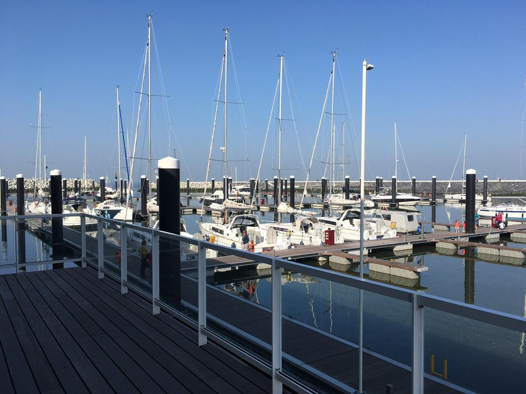 Jachthafen Cadzand-Bad ist eröffnet
