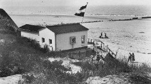 Historisches Cadzand-Badehaus