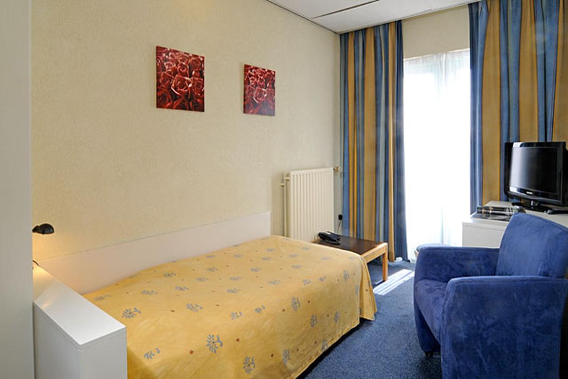 """Einzelzimmer Hotel """"de Schelde"""" Cadzand-Bad"""
