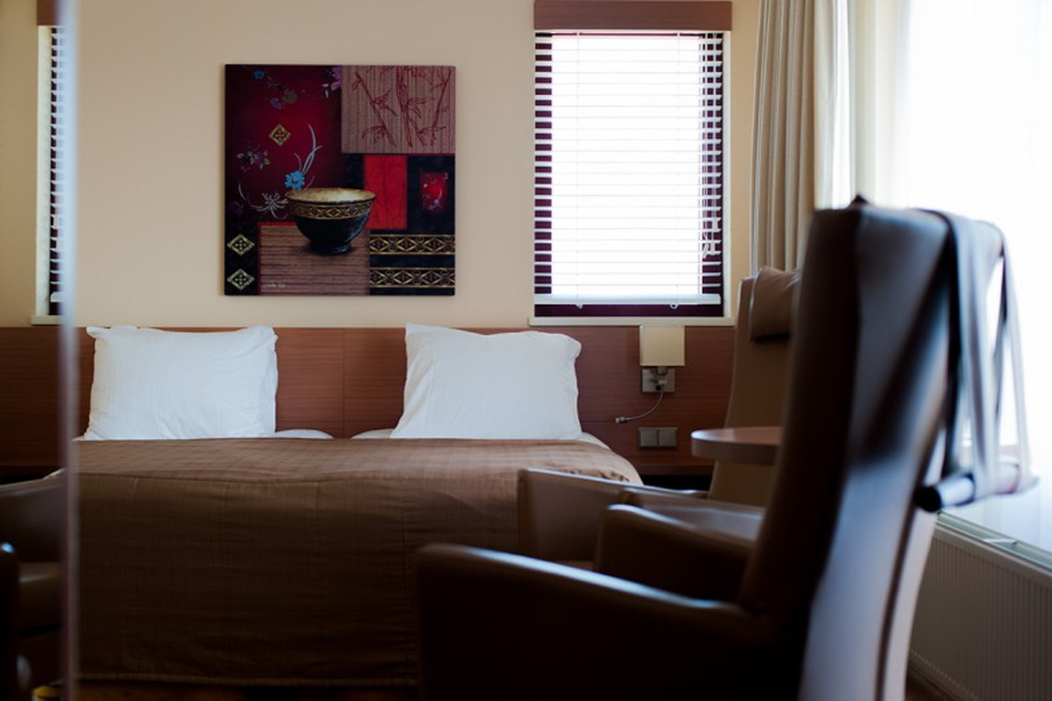 "Doppelzimmer Dünenblick: ""Strandhotel"" in Cadzand-Bad"