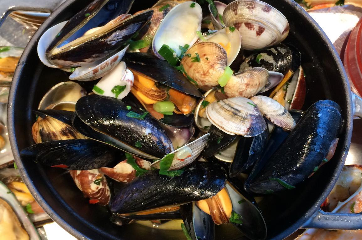 Zeeländische Miesmuscheln - eine Delikatesse