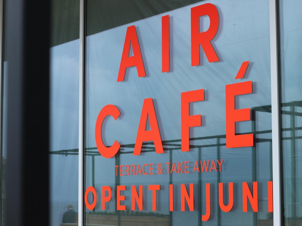 Air Cafe in Cadzand-Bad