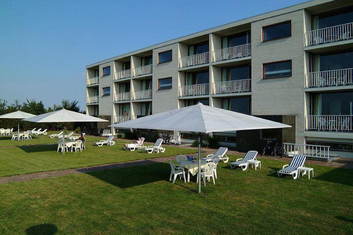 """Hotel """"de Milliano"""" im Bauhaus-Stil"""