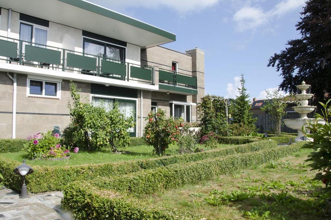 """Hotel """"Scaldis"""" im Herzen von Breskens mit Garten"""