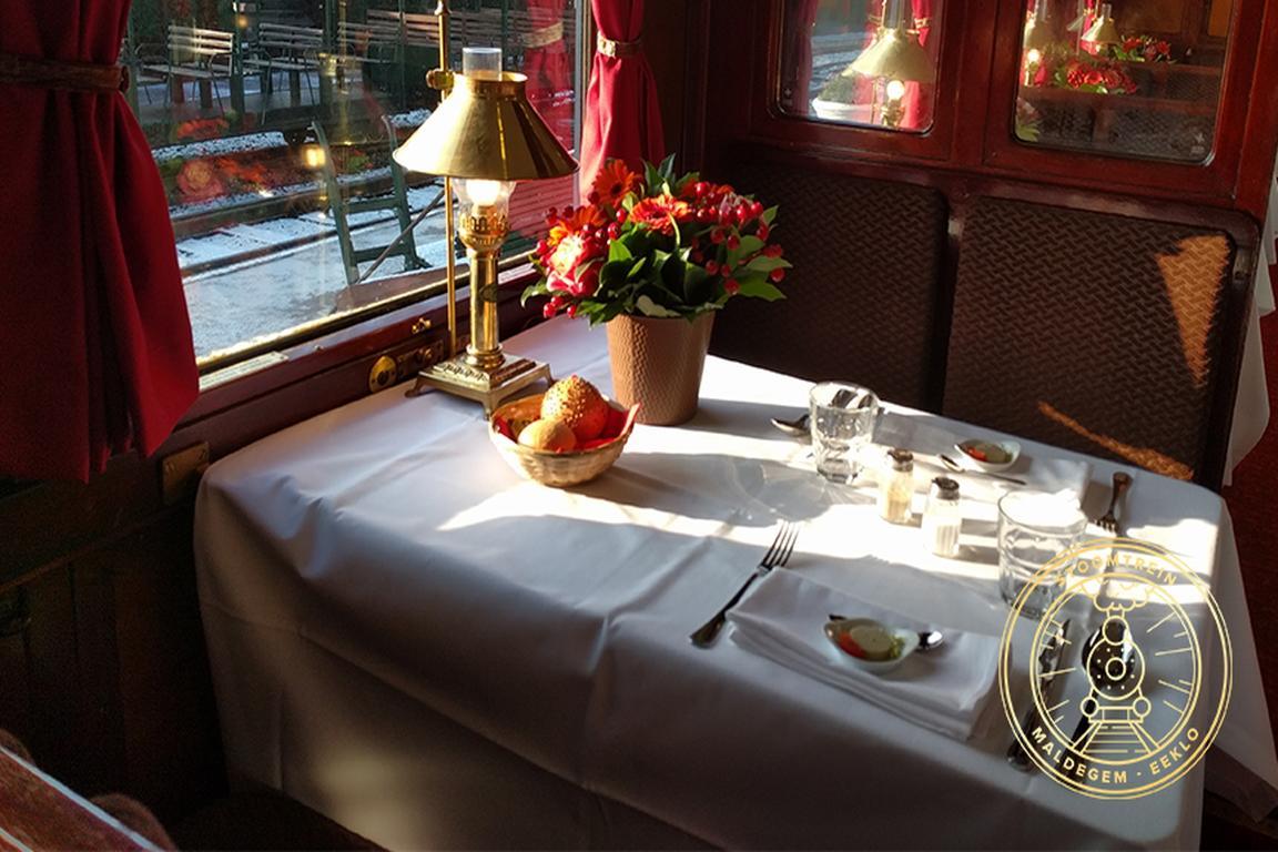 """Dinner oder L """"Orient Express"""" Maldegem"""